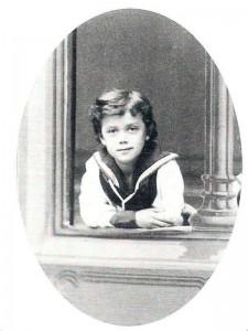 Цесаревич Николай Александрович. Предположительно 1875 г.