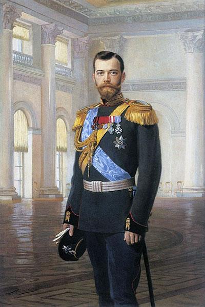 Царь-Николай-II