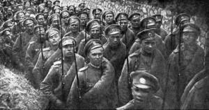 солдаты-первой-мировой
