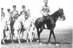 Телохранители императора Николая II