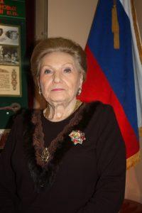 Ольга Николаевна Куликовская-Романова